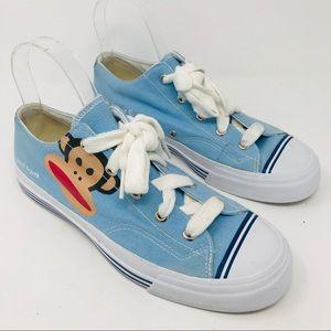 Pro-Keds Julius Zoom Paul Frank Sneakers Blue Keds